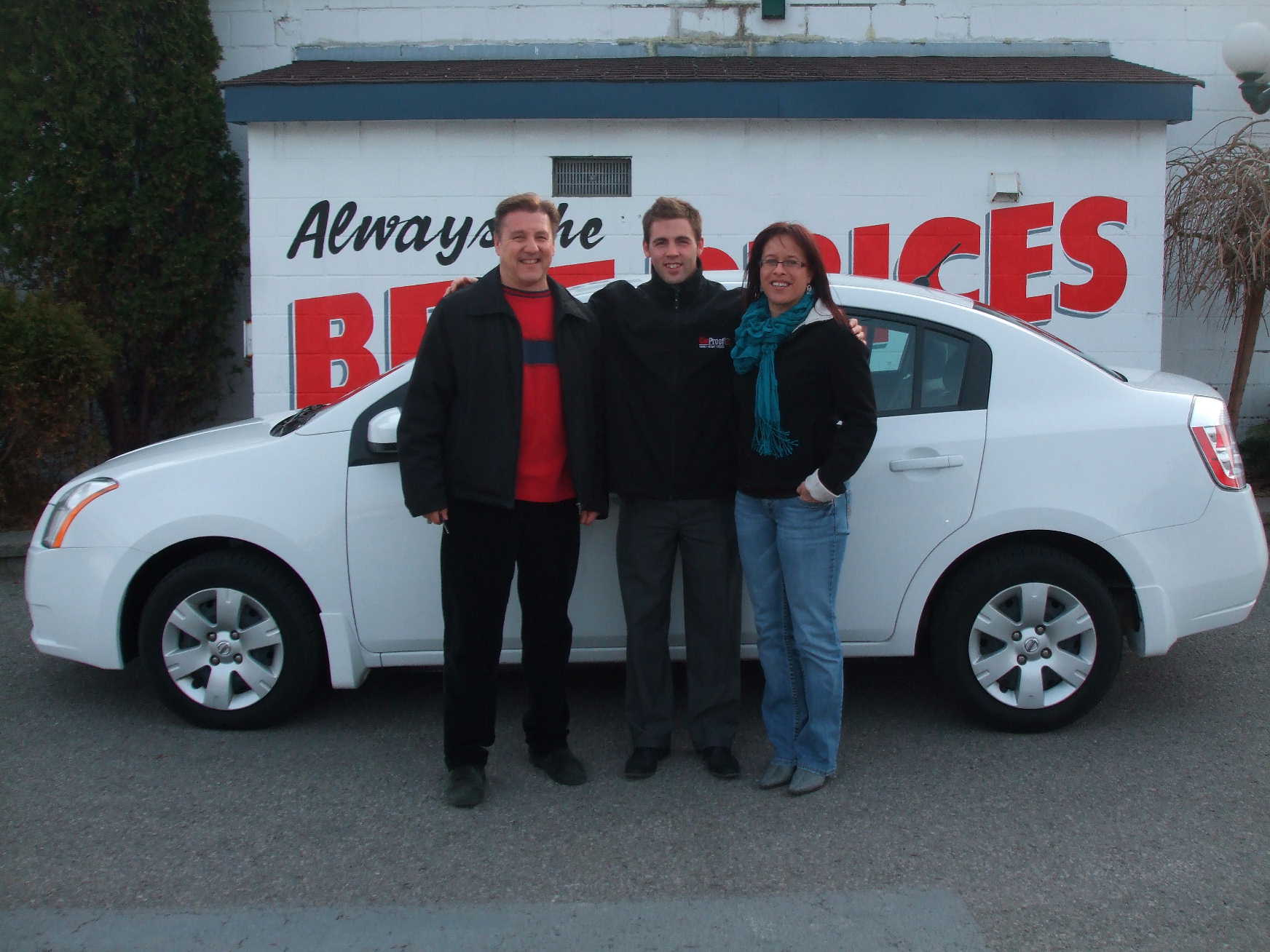 Carrieand Perry.Oshawa.2009NissanSentra.jpg
