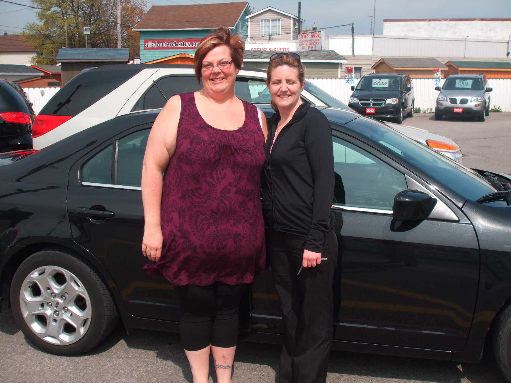 May2012.Jennifer.Oshawa.2010FordFusion