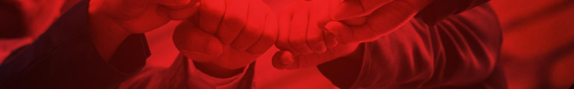 Fist pumo