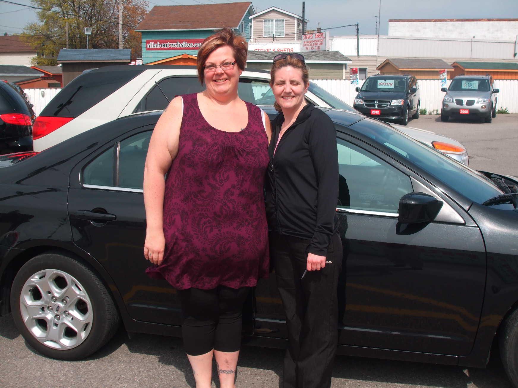 May2012.Jennifer.Oshawa.2010FordFusion
